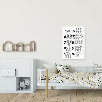 Plakaty matematyka dla dzieci